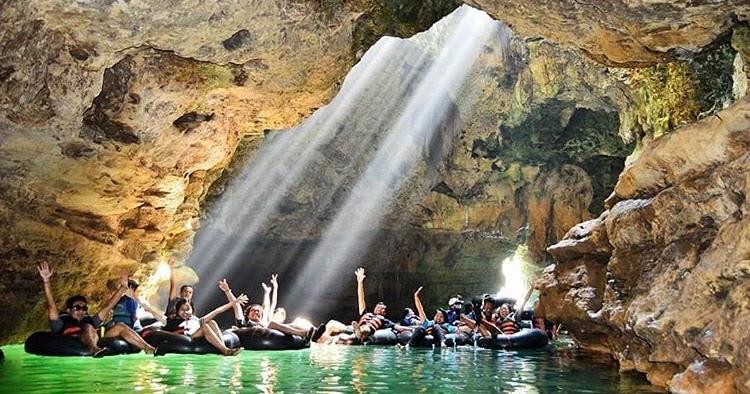 Pesona Wisata Gua Pindul Gunung Kidul, Wisata Adventure Terbaik